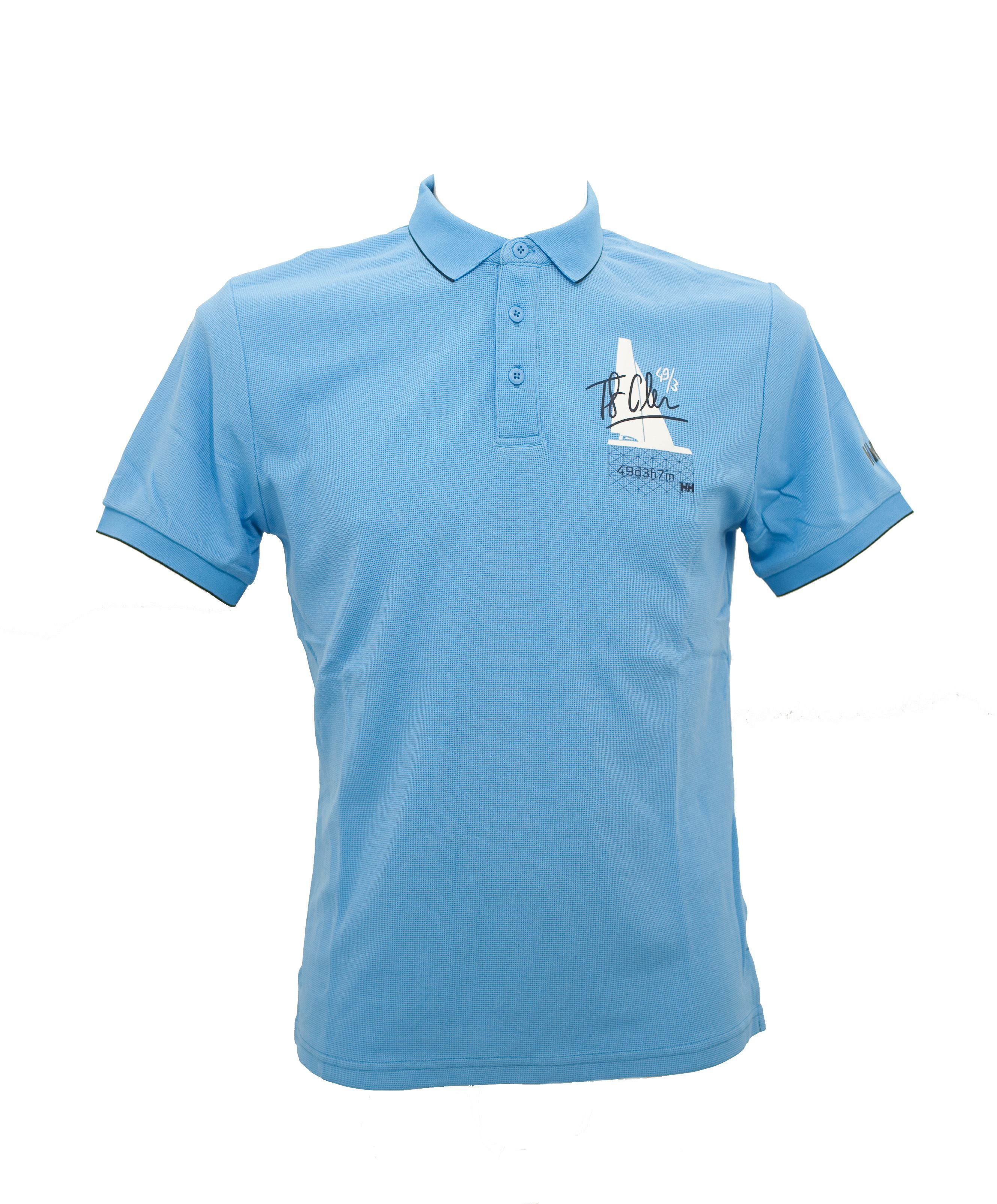 Picture of HP RACING POLO CORNFLOWER