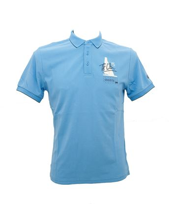 Immagine di HP RACING POLO CORNFLOWER