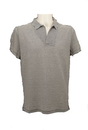Picture of Polo Manica Corta a maglia lino e cotone