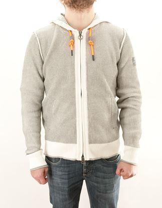 Immagine di Giacca a maglia con zip