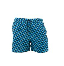 Picture of Filled optic fancy swim shorts