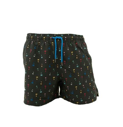 Picture of Fancy palmette swim shorts
