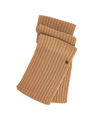 Picture of Ribbed cashmere scarf