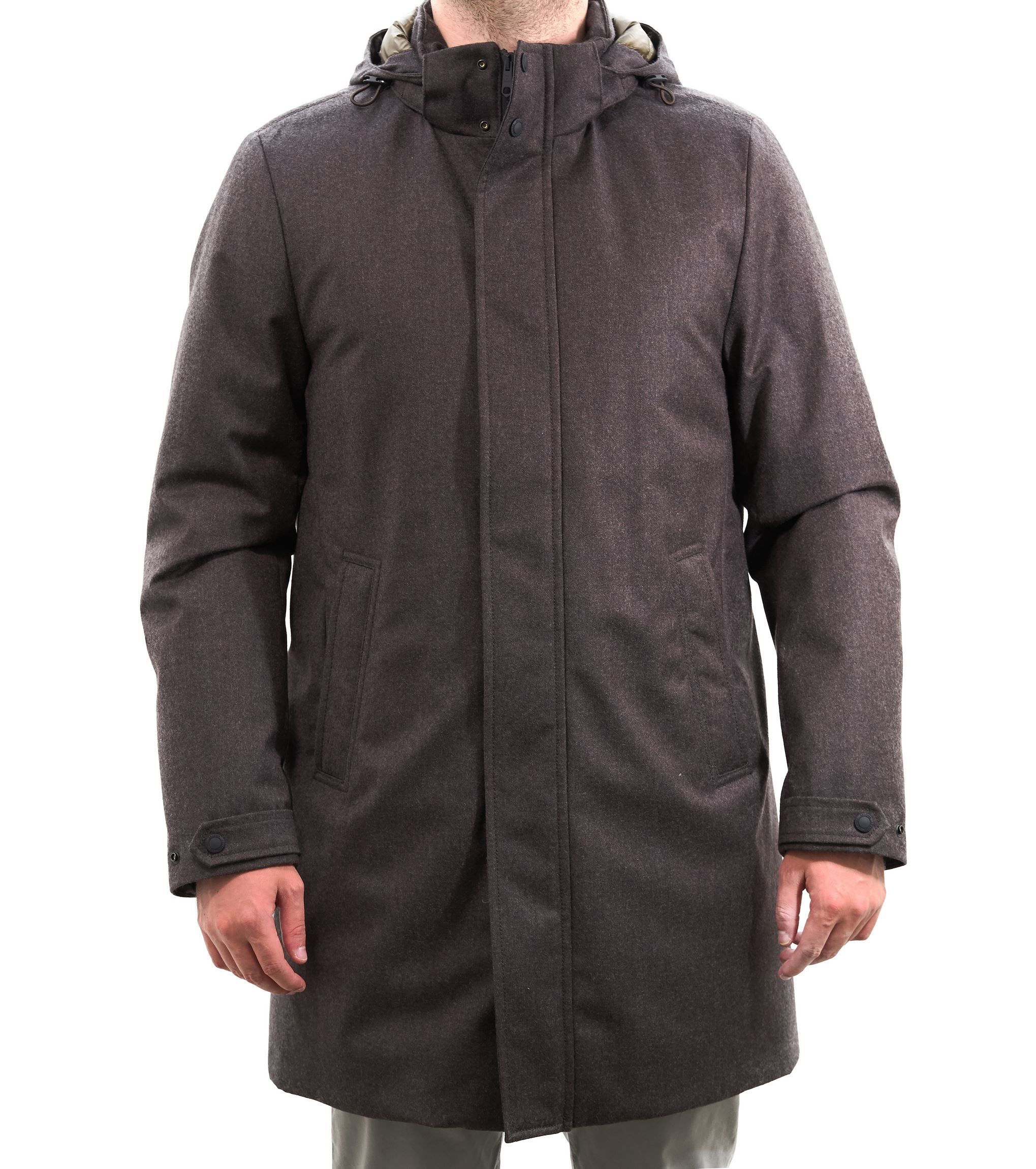 Picture of Brown parka