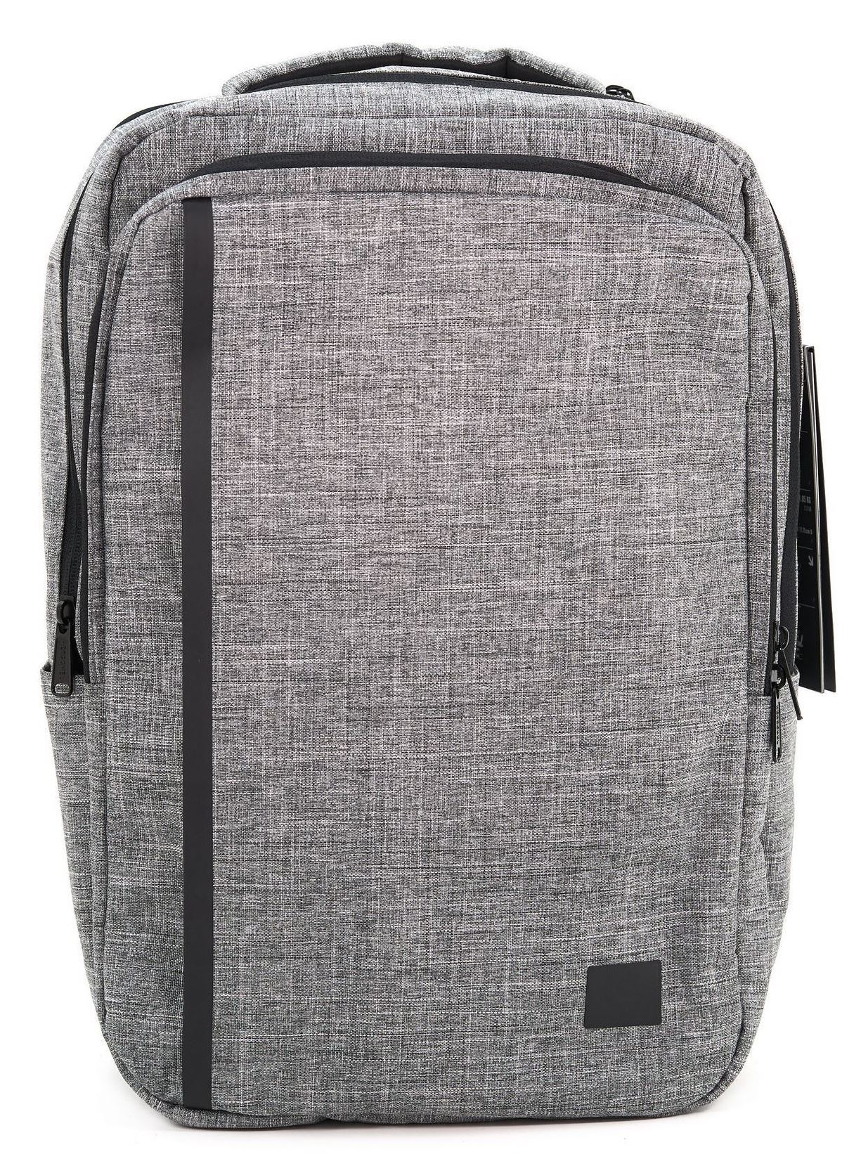 Picture of Gray travel backpack