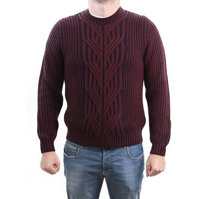 Picture of crew-neck sweater