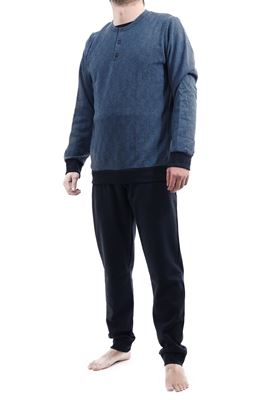 Picture of Men's Pyjamas with three buttons