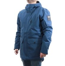Picture of Helly Hansen Urban Long Jacket, blue