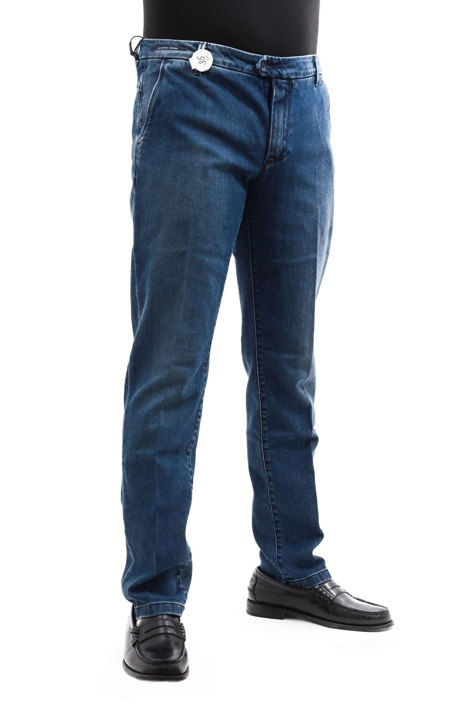 Immagine di Pantalone jeans tasche america