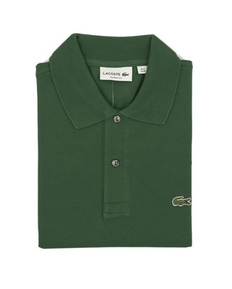 Picture of Lacoste Polo vert