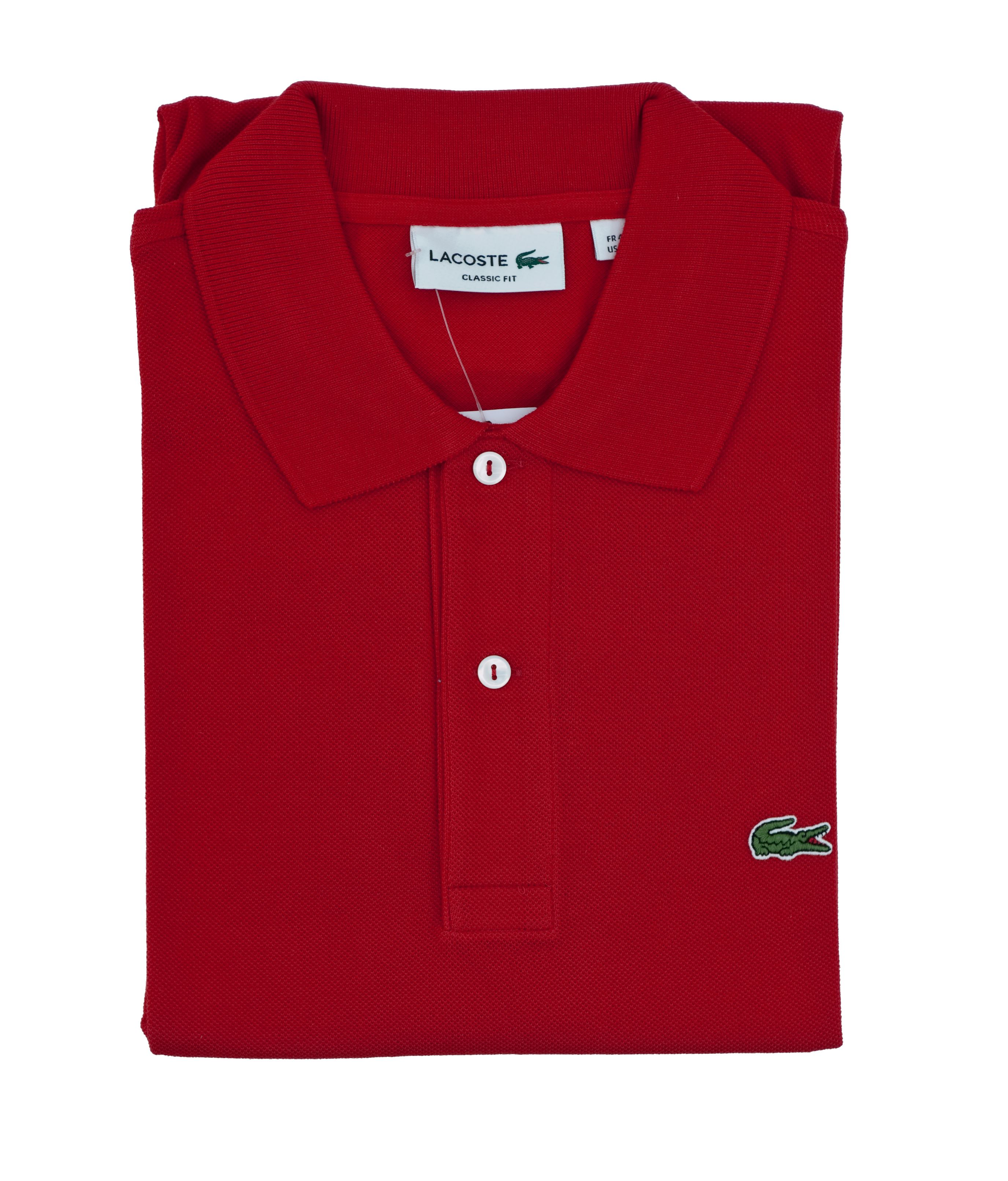 Picture of Lacoste Polo Rouge