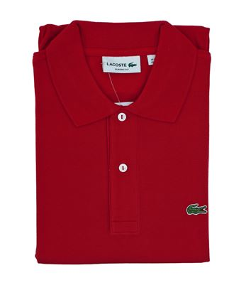 Immagine di LACOSTE POLO  ROUGE