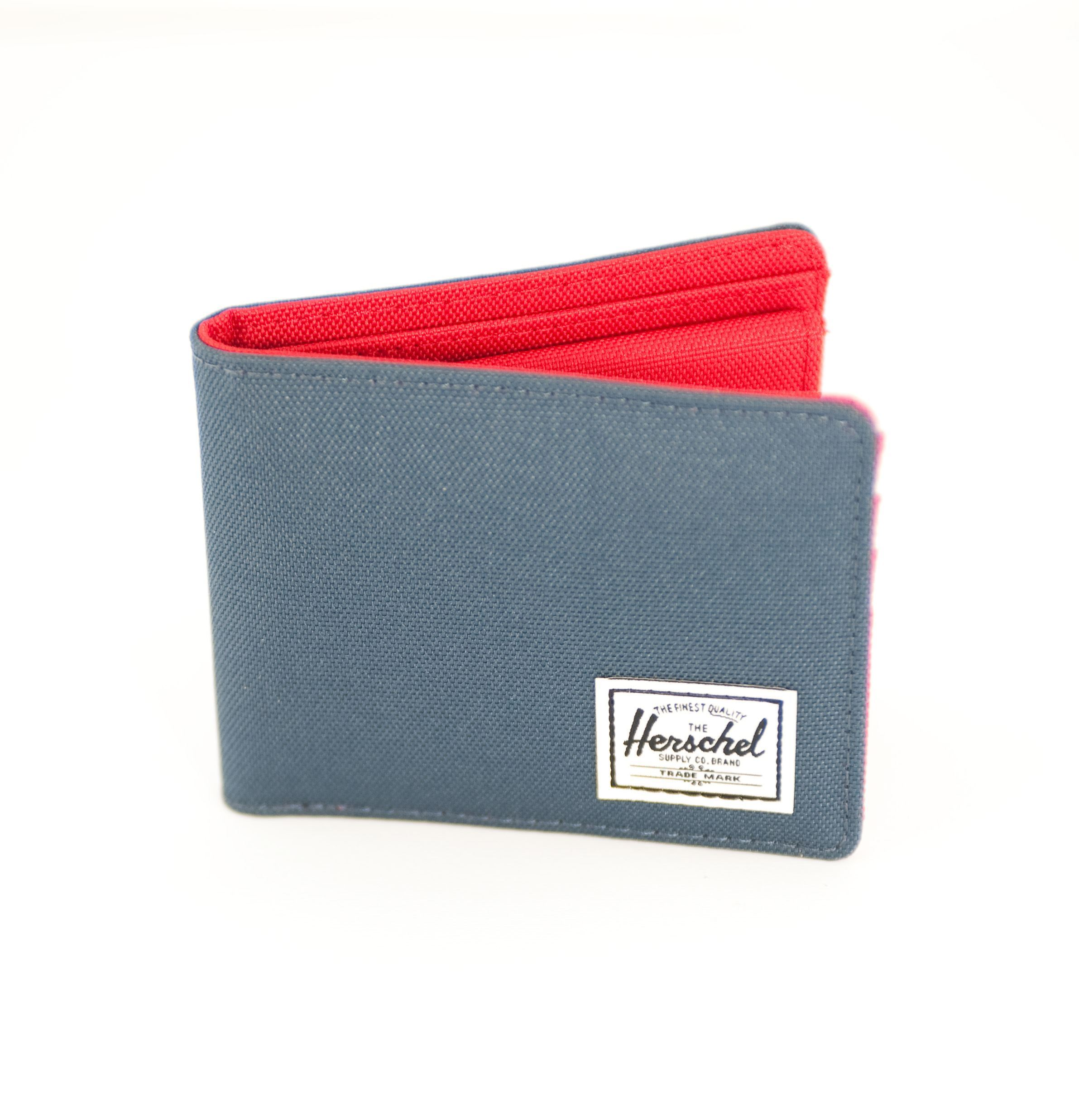 Picture of Roy Coin Rfid Navy Red