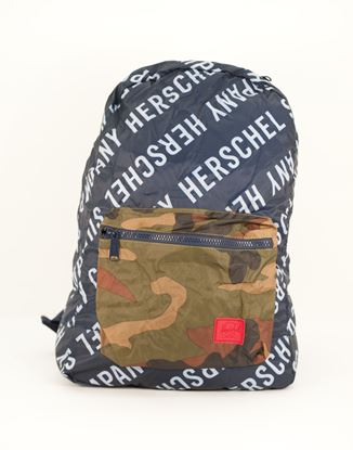 Picture of PACKABLE DAYPACK PEACOAT CAMO