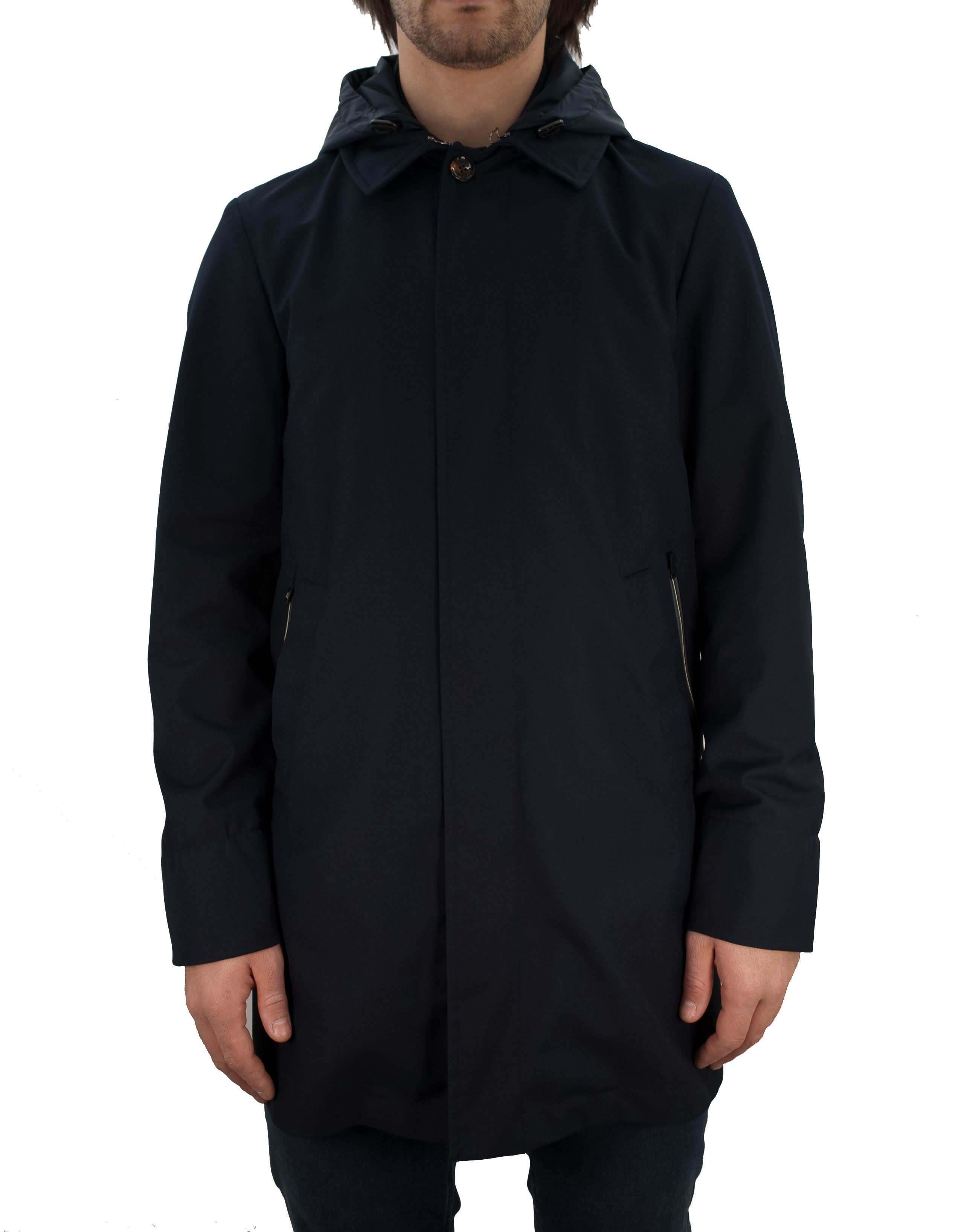Picture of Blue parka