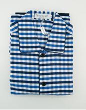 Picture of men's cotton flannel pajamas