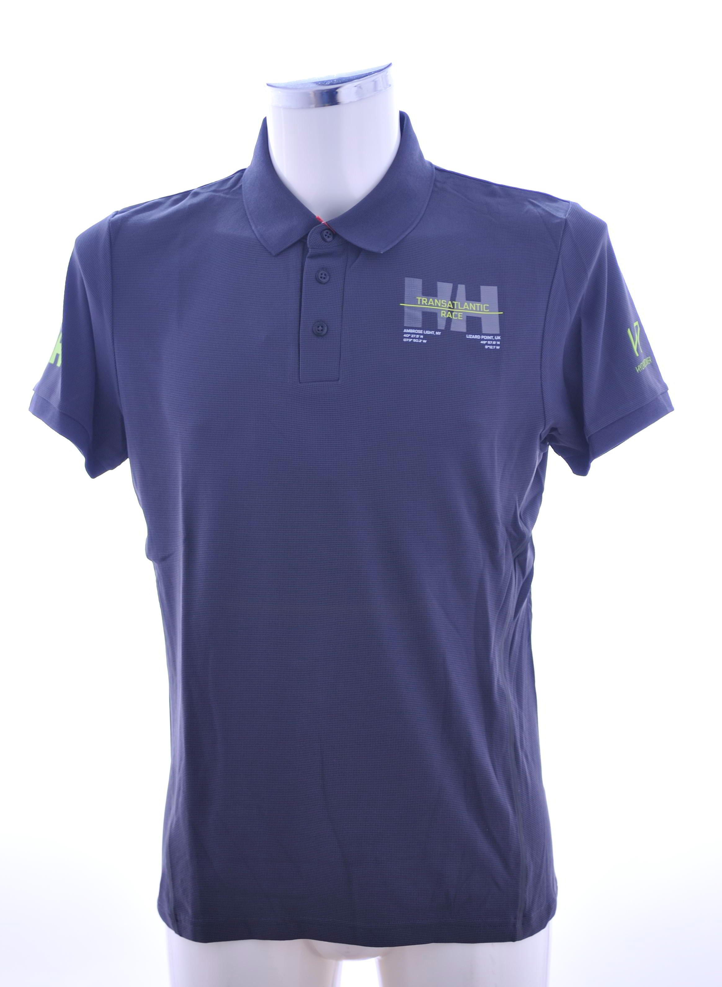 Picture of HP Racing Polo Ebony