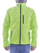 Picture of CREW JACKET AZID LIME
