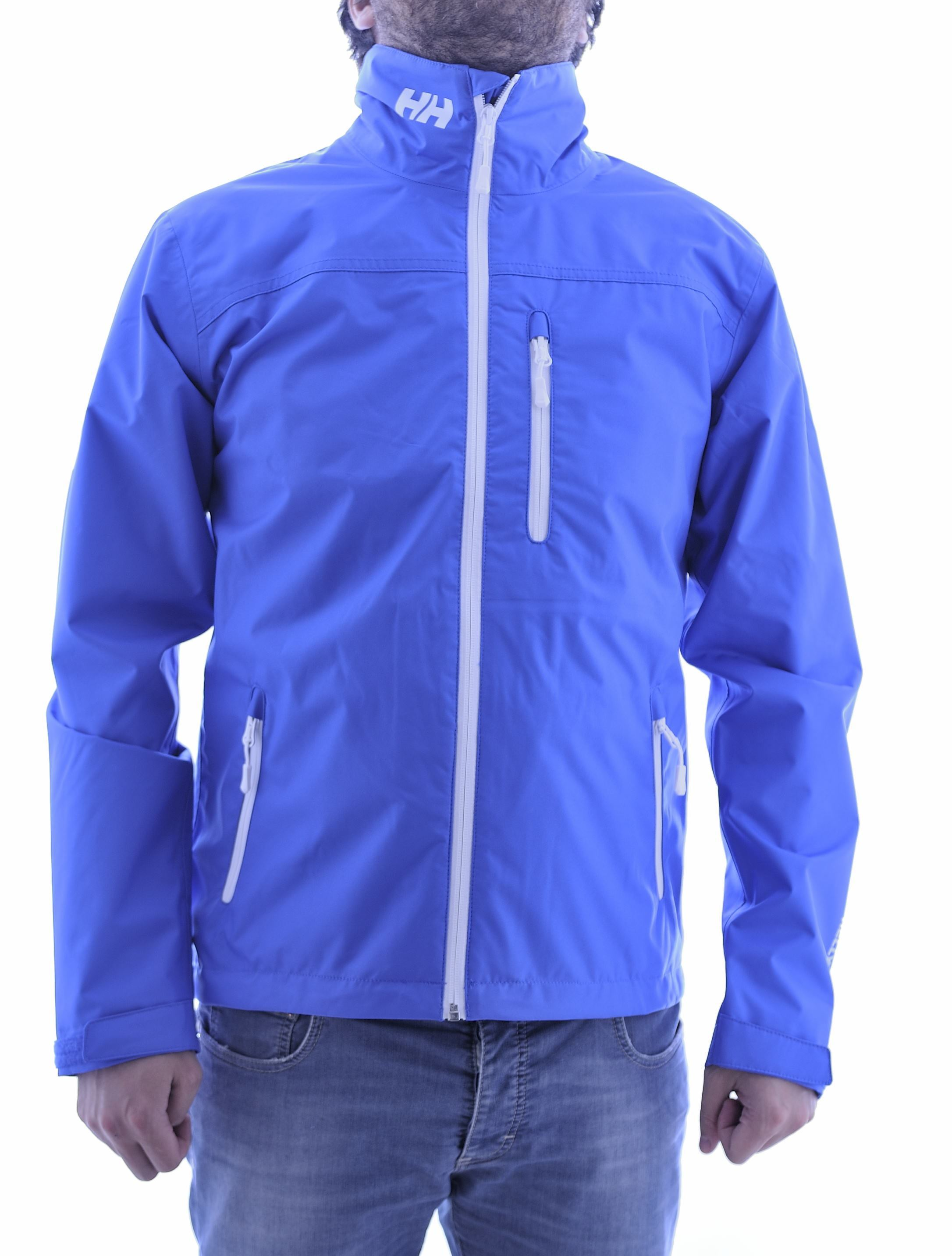 Immagine di CREW JACKET ROYAL BLUE
