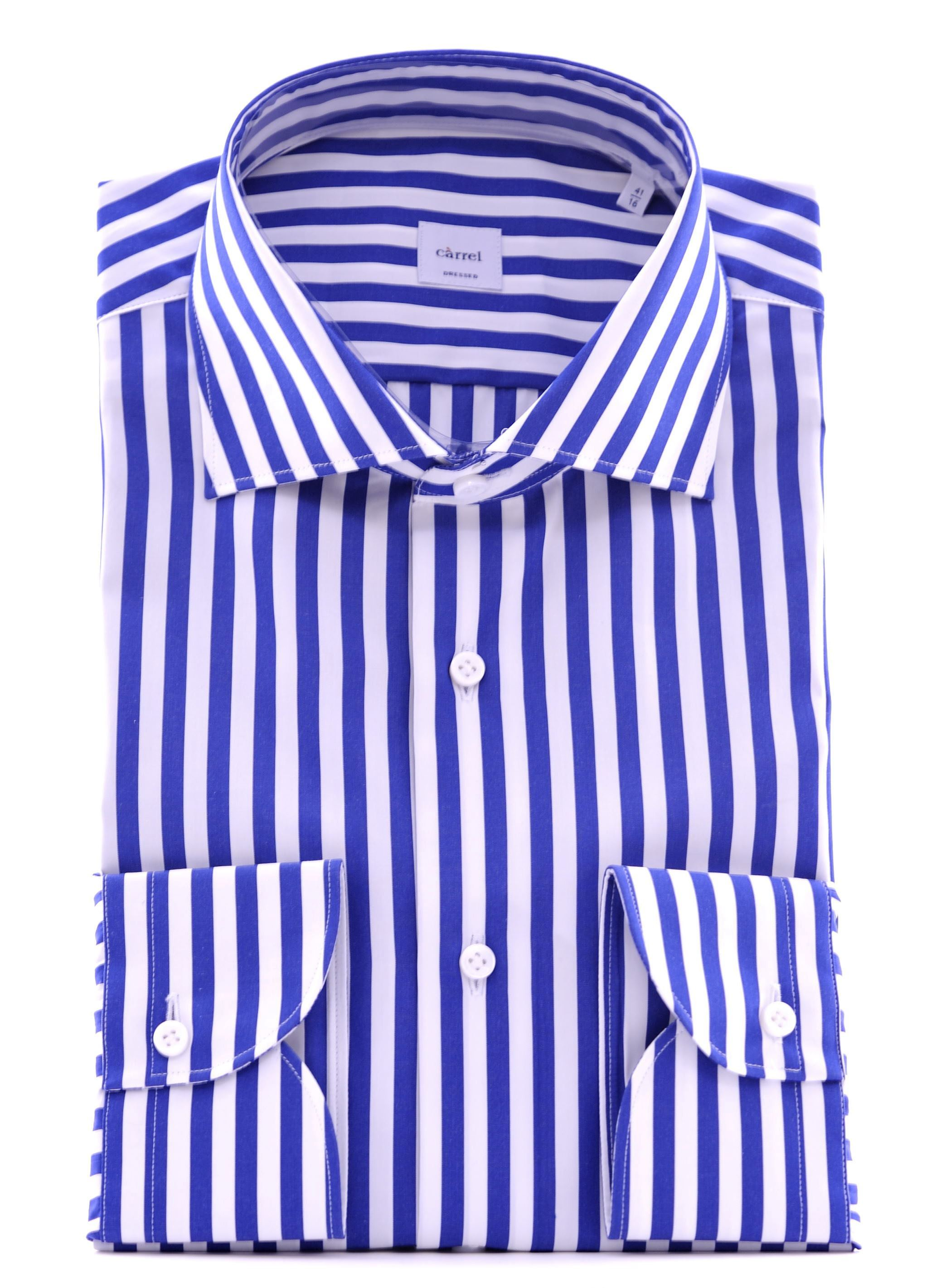 Picture of Striped shirt white background