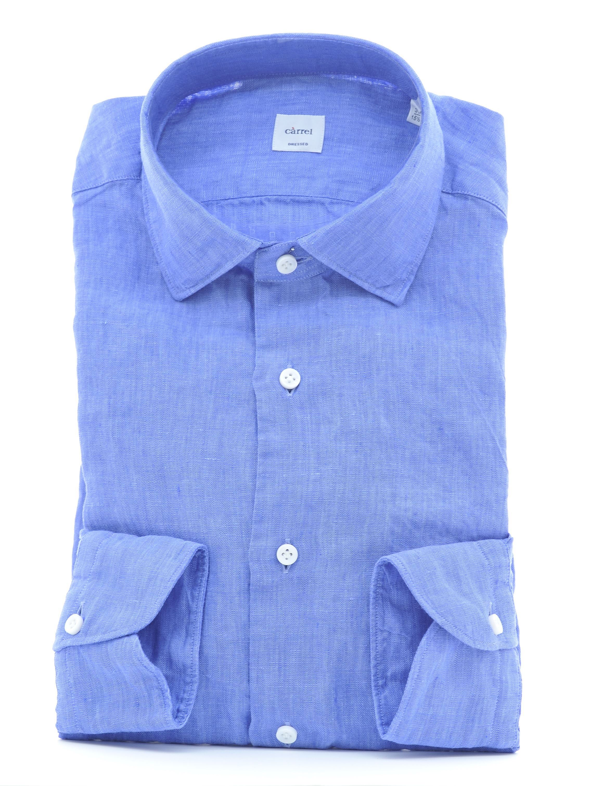 Picture of Long-sleaved shirt in washed linen