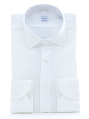 Picture of Long-sleeved shirt in washed linen