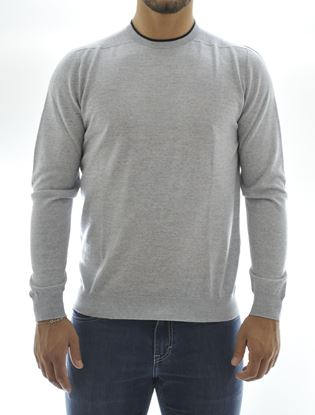 Picture of H2Dry  round neck merino wool sweater