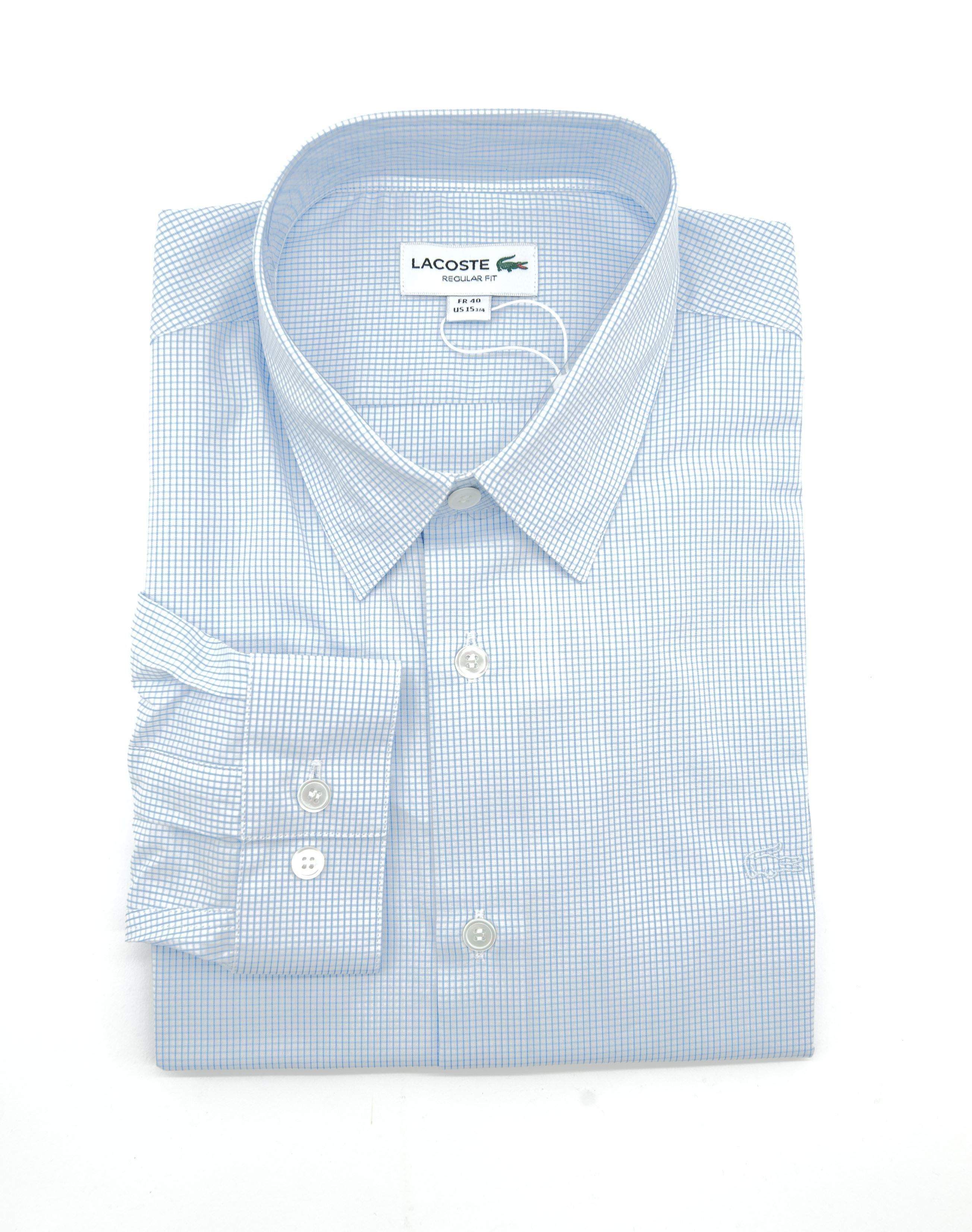 Picture of Longsleeved shirt with checker pattern
