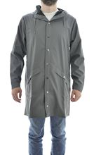 Picture of Long Jacket 1202 Charcoal
