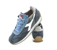 Picture of Diadora Equipe H Dirty Stone Wash Blue Atlantic