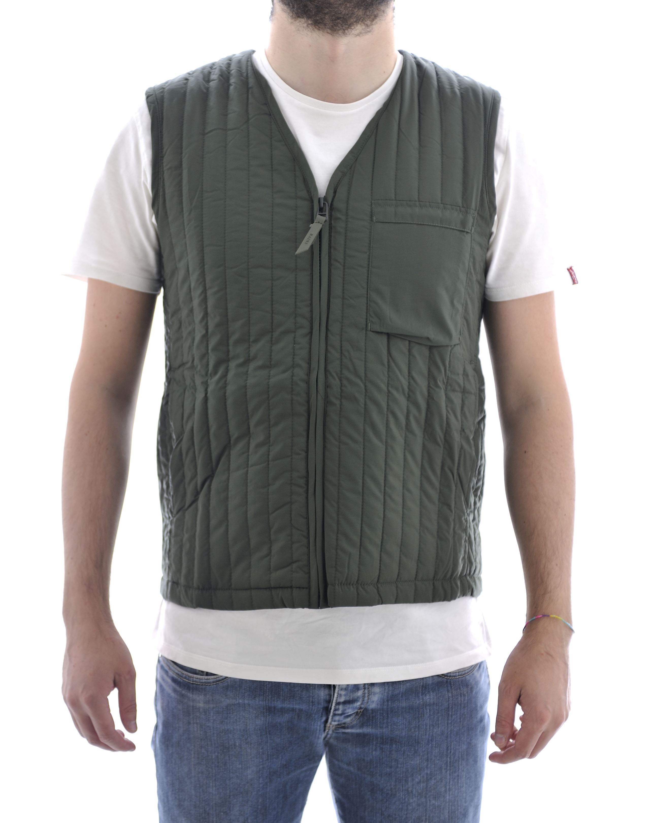 Picture of Liner Vest 1832 Green