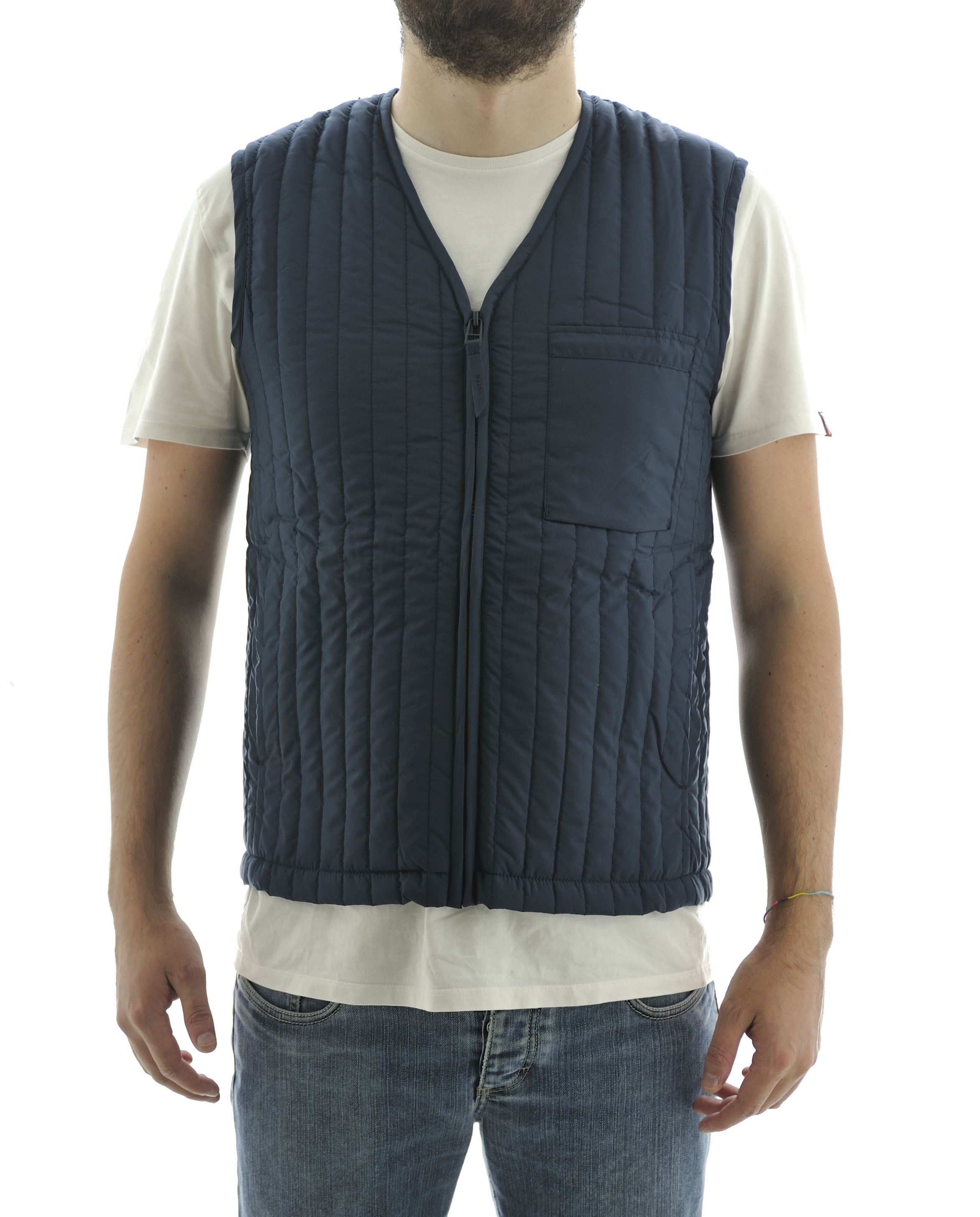 Picture of Liner Vest 1832 Blue