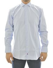 Picture of Shirt with light blue stripes