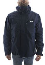 Picture of Squamish Cis Jacket Navy