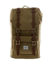 Picture of Herschel Little America Mid Coyote Slub