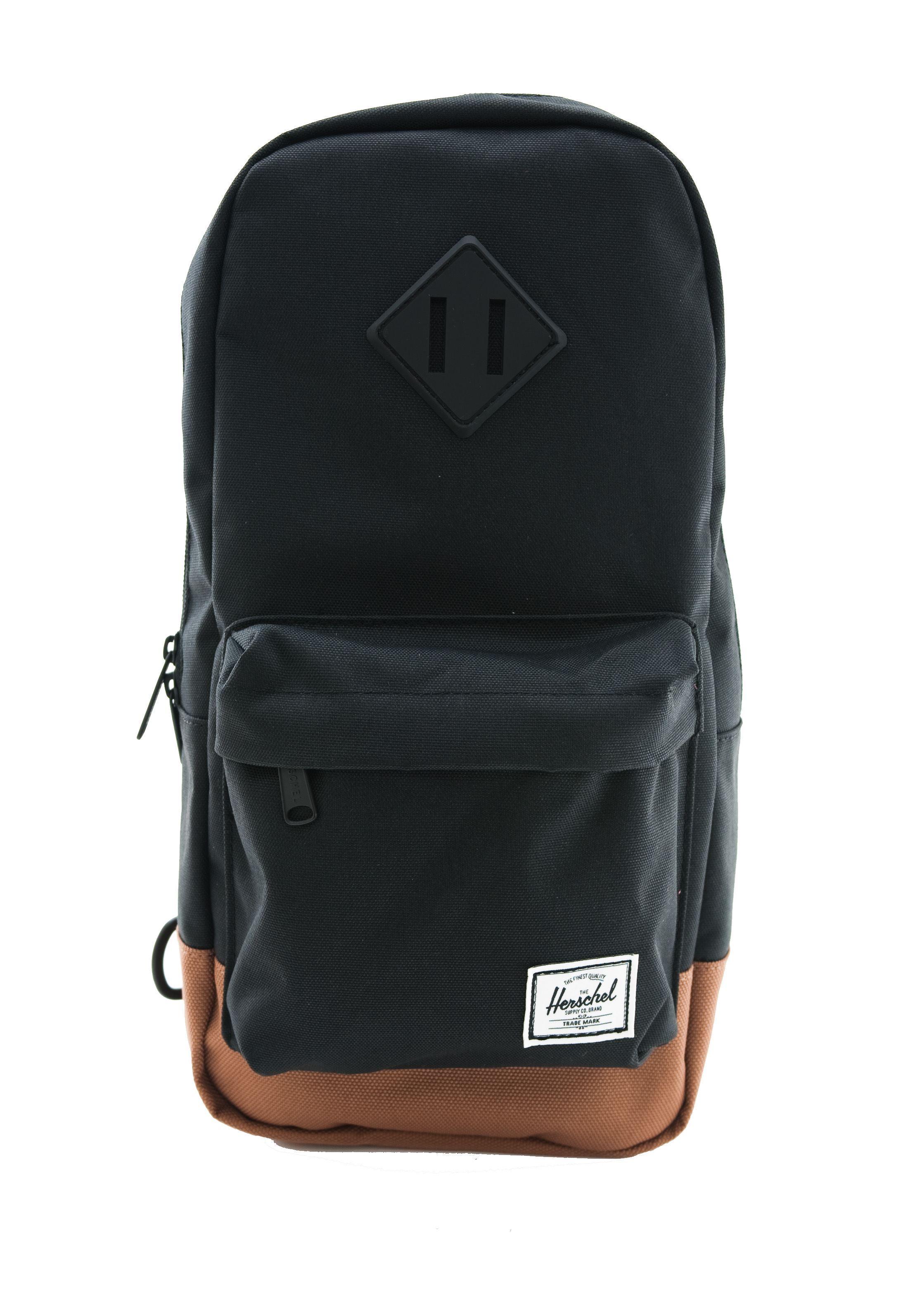 Picture of Heritage Shoulder Bag Black