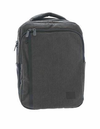 Picture of Tech Daypack Mid Black Crosshatch