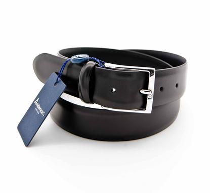 Immagine di Cintura in pelle nera