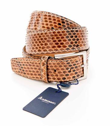 Immagine di Cintura in Vero Pitone