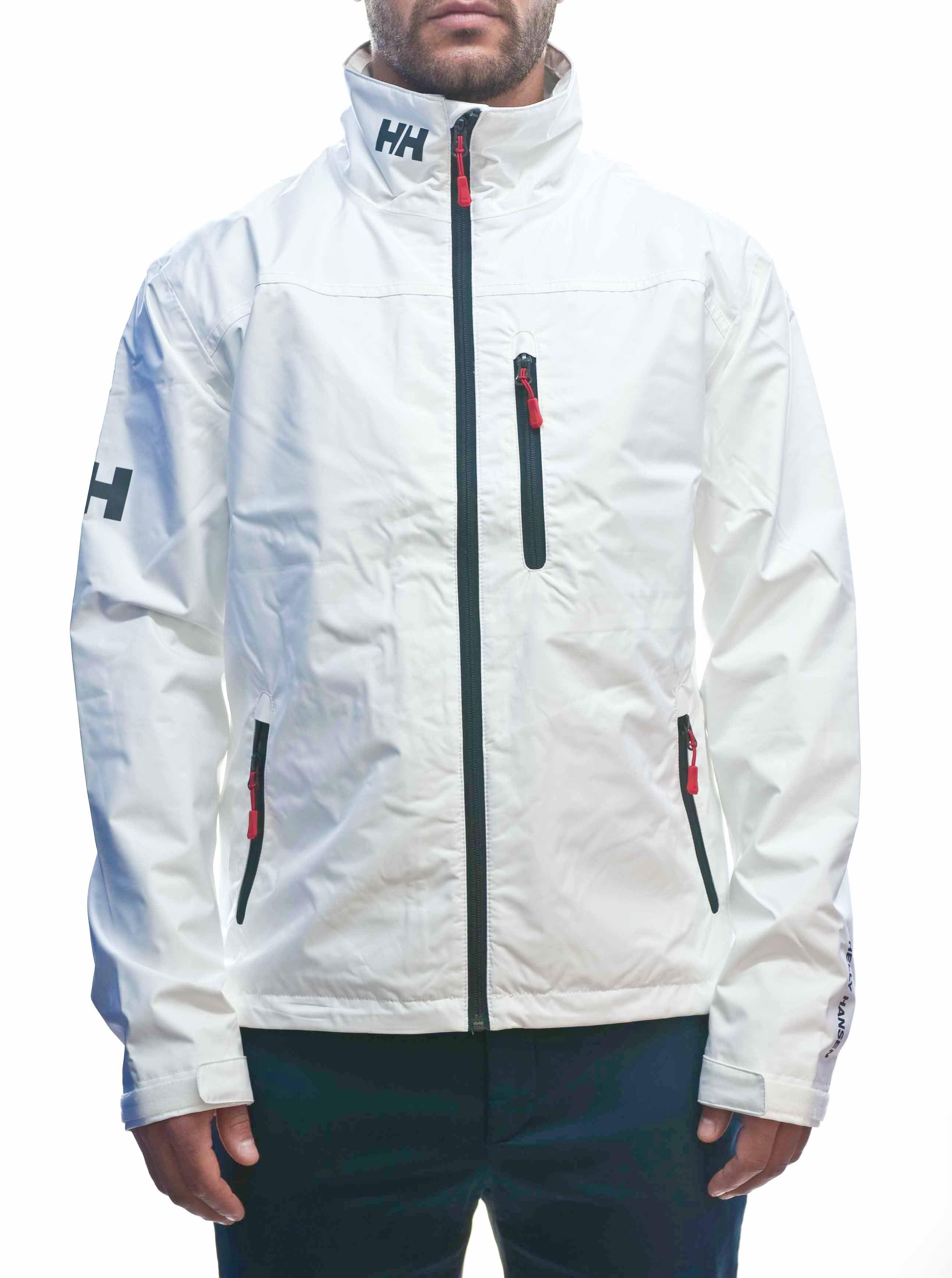 Picture of White Crew Jacket