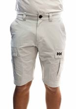 Picture of QD Cargo Shorts 11 Grey Fog