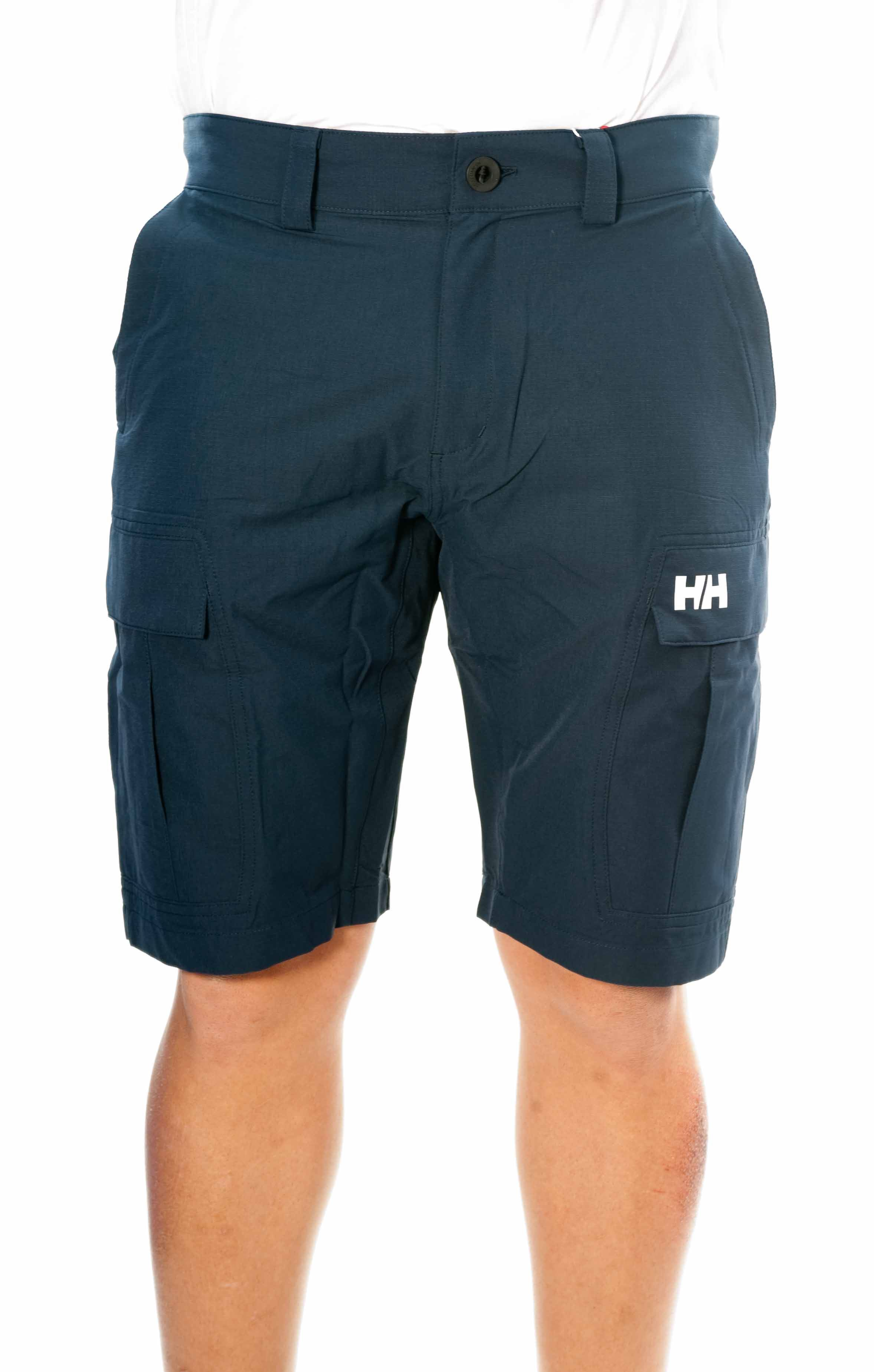 Picture of QD Cargo Shorts 11 NAVY