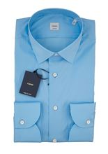 Picture of LONG SLEEVE LIGHT BLUE SHIRT