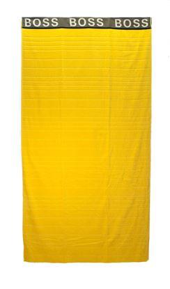 Immagine di Telo mare a righe giallo