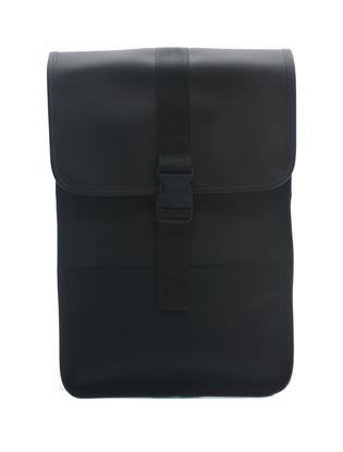 Picture of Black Buckle Backpack Mini