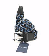 Picture of Multicolored braided elastic belt