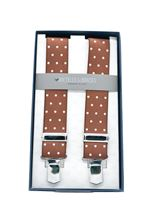 Picture of Elastic braces brown background