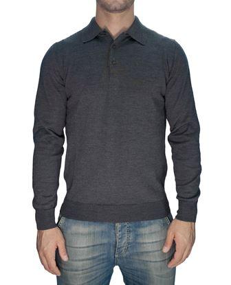 Immagine di Polo lana merino Trefili®