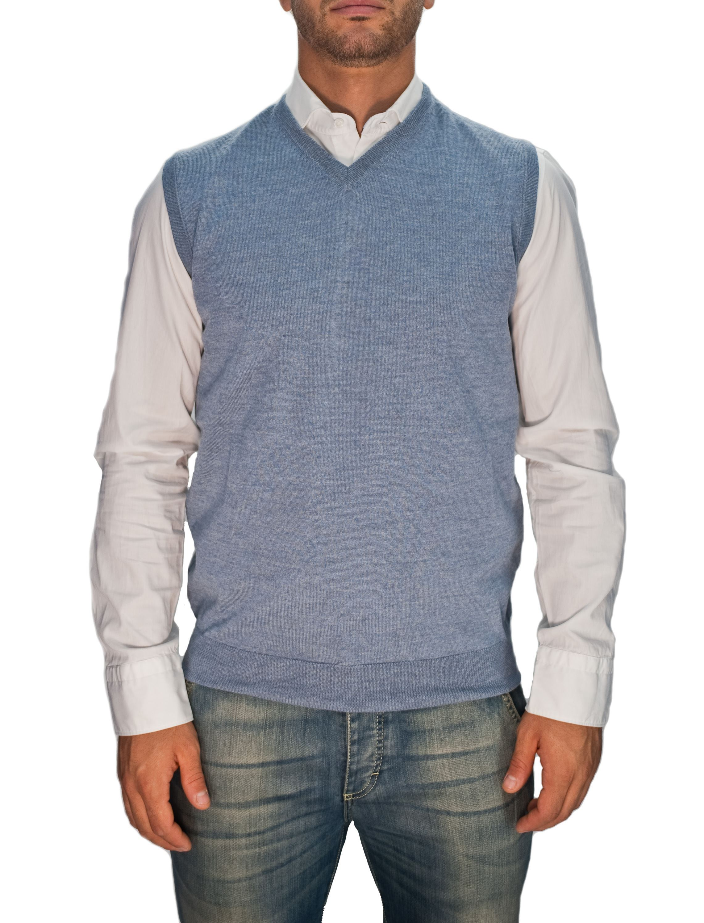 Picture of Trefili® merino wool Vest