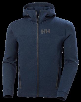 Picture of Navy melange HP Ocean FZ Jacket